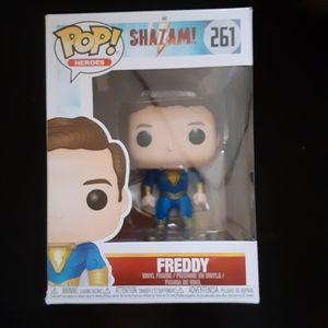 Shazam DC Freddy Funko Pop